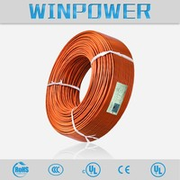ul1015 28awg fine electrical lead wire