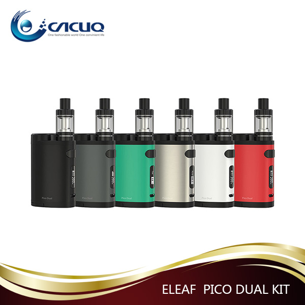 Eleaf Pico Dual kit wholesale on aibaba com in stock istick pico with six colors choices