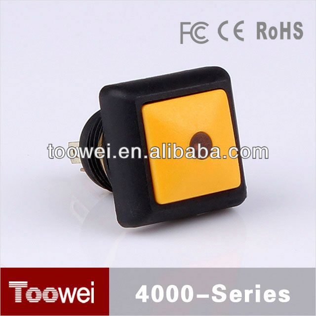 CE IP67 RoHS push button tap