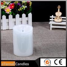 Brand new new products in switzerland led candle ornaments