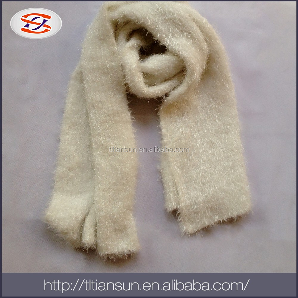 Fancy Scarf of 100%polyester warm cashmere pashmina scarf
