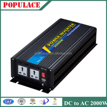 2000w dc to ac pure sine wave inverter solar inverter