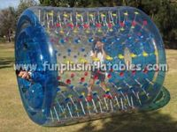 large inflatable aqua sphere/transparent water roller/inflatable bubble roller F7004(2)