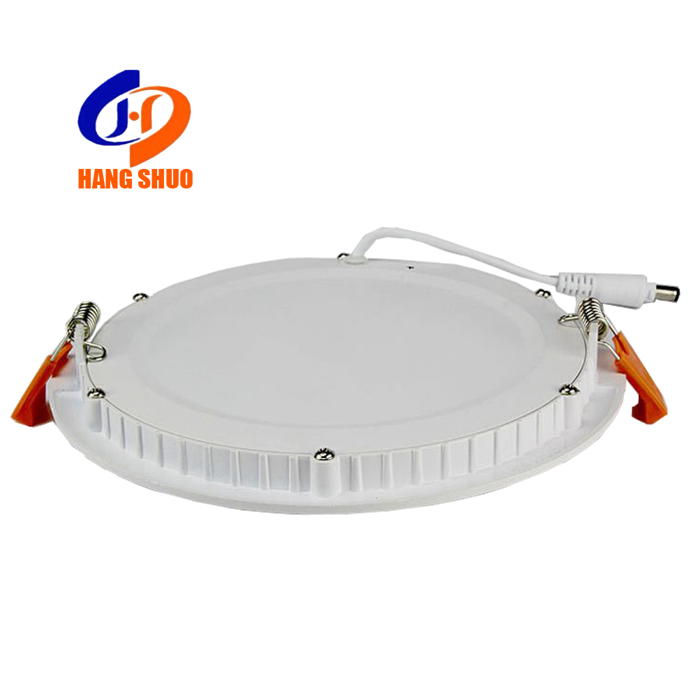 China Wholesale No Light Leak Recessed Downlight 12W Ultra Slim Round Square 3W 6W 9W 15W 18W 24W Led Flat Ceiling Panel Light