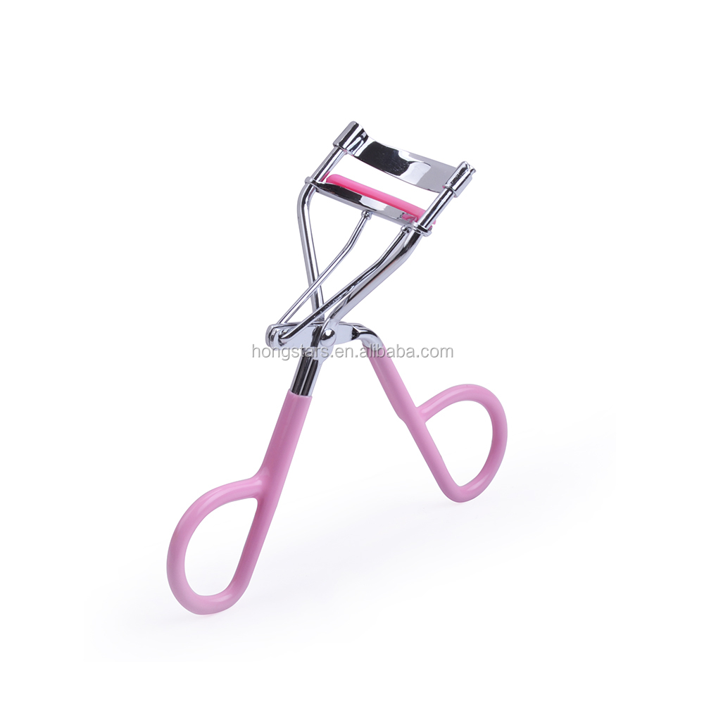 Customized Colorful Private Label Silicone Wholesale Heated Eyelash Curler