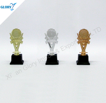 Customized Blank New Design Plastic Plaque Trophy Award