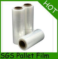 20 years factory free samples Plastic stretch shrink film