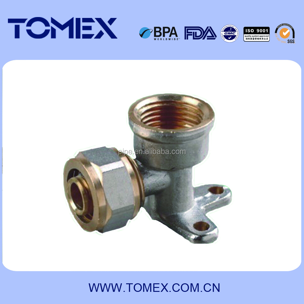 best supplier seat female elbow pex al pex pipe and fittings plumbing materials