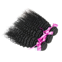 "20"" brazilian different types of curly weave hair, human hair tracks with professional package, Xuchang SV hair on sale"