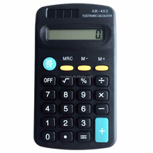 cheap pocket gift 8 digits calculator
