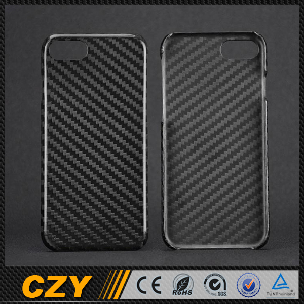 Custom-made Dry Carbon Fiber Mobile Phone Cases Cover for Iphone 7 Plus for Apple 7