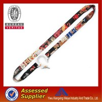 2016 water bottle holder lanyard for promotional gifts