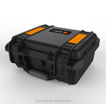 ABS Plastic Waterproof Equipment Case For Camera Lens