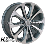 HRTC 5X100 pcd alto replica car alloy wheel for NISS AN