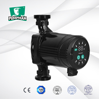 PUMPMAN Star25/6C newest design energy saving household hot water pressure boosting pump