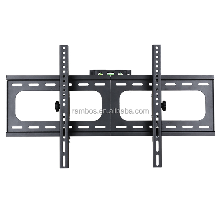 "26"" to 75"" 34 Inch Television Stand LED TV Wall Mount TV Stand Bracket 15 Degree Tilting VESA 400x600"