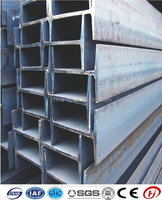 ASTM A36 carbon steel profile hot rolled mild I beam with standard sizes