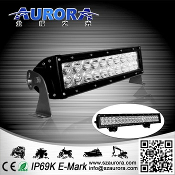 "Aurora waterproof auto accessories 10"" led driving light"