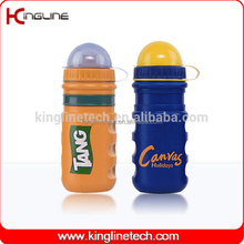 Daily used plastic sport water bottle,platic sport bottle, 520ml sports water bottle light weight (KL-6506)