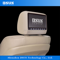 "7""/9""/10.1"" car headrest monitor car dvd player"