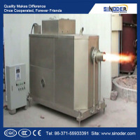 power saving 3mw biomass combustion furnace for boiler wood pellet burner for steam boiler