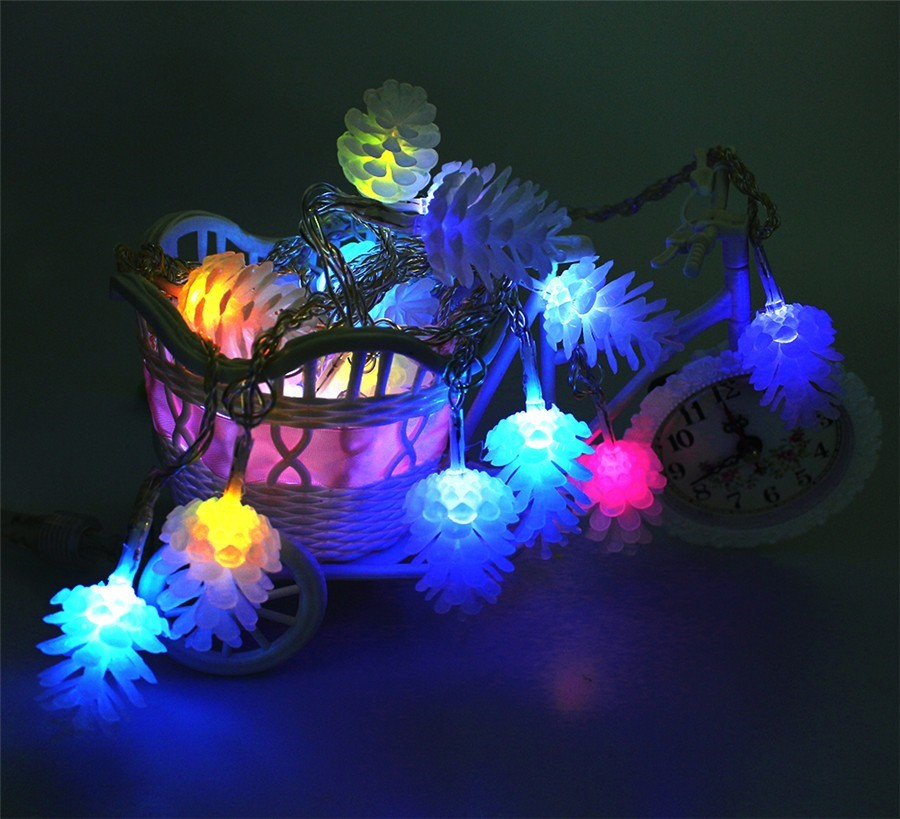 Newest factory sale special design green grape lights with good offer