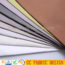 3 pass coating plain blackout fabric for hotel , hospital ,curtain