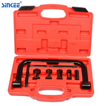 Heavy Duty 5 Size Valve Spring Compressor Removal Tools Car Motorcycle Repair Tool kit