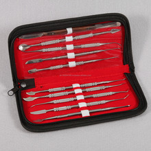 Wax Carving Tool Set Surgical Dental Instruments Wax Carving Tool Kit