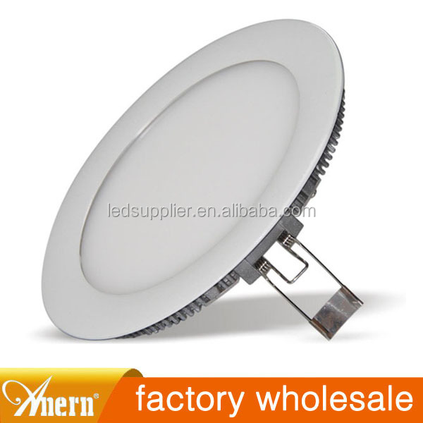 3 year warranty 18w ultra-thin led recessed ceiling panel light