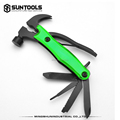 Multi-color handle crimping tools functional tools Claw hammer