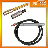 ZN-32 High speed Handheld concrete vibrator hose /motor externo vibrante for sale 32mm