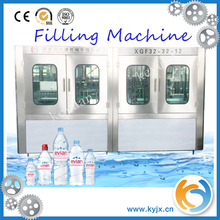 Top Mineral Water Plastic Bottle Washing Filling Sealing And Capping Production Machine For Sale