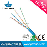 Competitive price 1000ft/305m ftp cat5e copper electrical cable wire