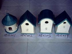 lovely harmless wooden pet sleeping house factory direct wholesale