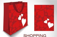 Wedding and Birthday gift packaging paper bags handbags