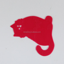 Plastic Pet Cat Stencils , DIY Plastic Kids Picture Drawing Stencil Children's Painting Template