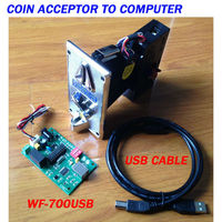 Pulse type Coin acceptor to PC USB adapter