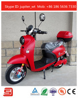 Classic Europe Turtle King electric moped 48V 20AH Lady/teenager E Scooter JSE-218-R