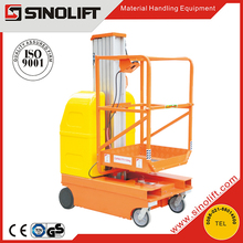 SINOLIFT New AMWP1000 Series Electric Single Mast Work Platform