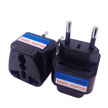 WD-9C-1 Mutil-Socket to South America,Russia Travel Adapter(Inlay Way)Brazil plug