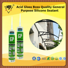 Acid Glass Boss Quality General Purpose Silicone Sealant