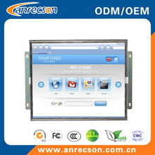 Surface acoustic wave/SAW/intellitouch open frame touchscreen LCD monitor