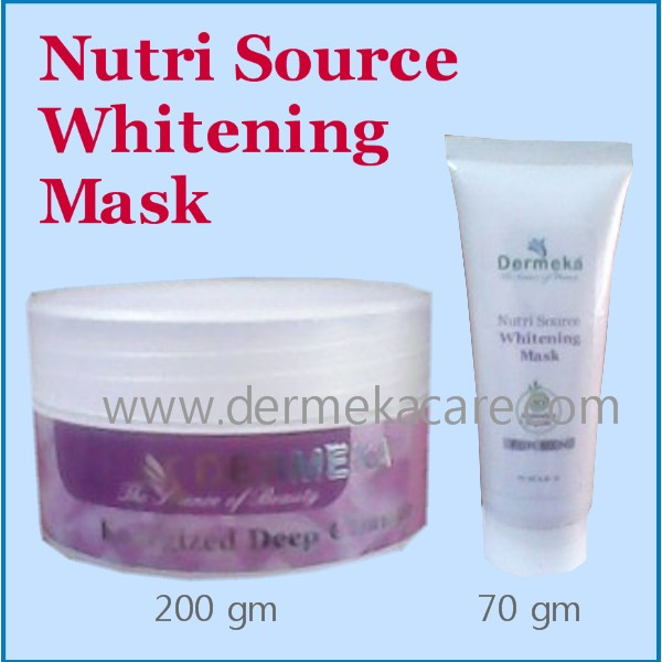 Nutri Source Whitening Mask