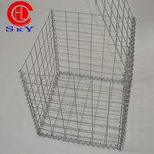 Galvanized Welded Gabion Weled Gabion box Gabion container price( factory)