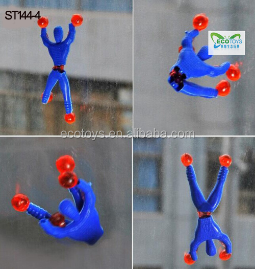 Wholesale Muscle Climb Man Sticky Wall Man