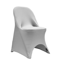 YT00623 Premium Wedding white /black/ivory Factory price wholesale office banquet folding spandex chair cover
