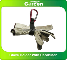 2017New Gloves holders with Carabiner Glove Keeper