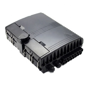 Outdoor/indoor FTTH 16 core fiber optic termination box / ftth distribution box IP65every product will be inspected