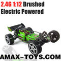 eb-312959 2.4G rc buggy 1:12 electric remote control buggy